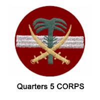 Quarters 5 Corps